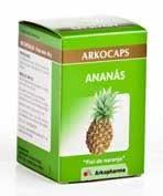 Arkocapsulas ananas 84 caps